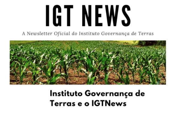 IGTNews – Edição 1 – 08 Março 2021