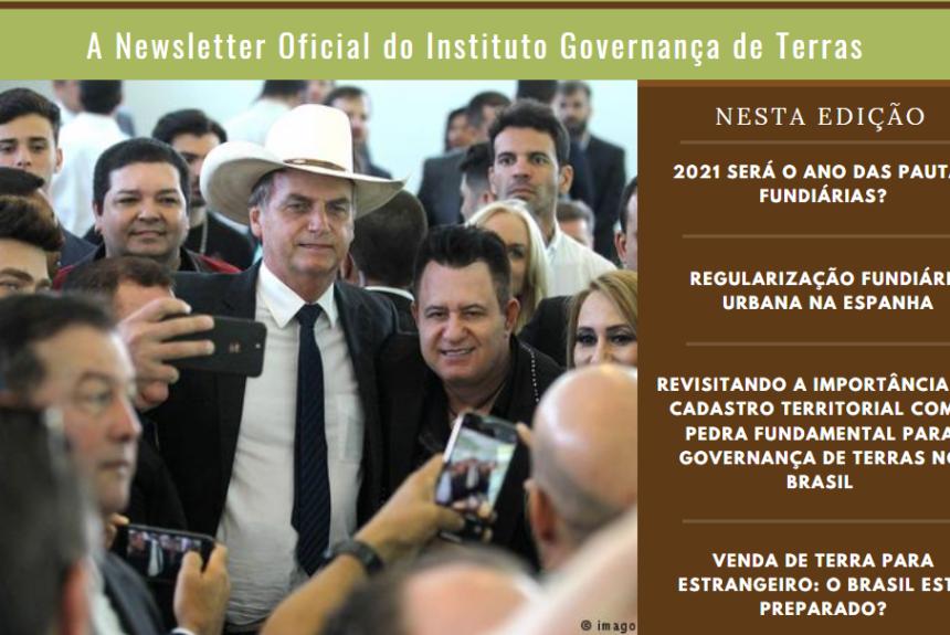 IGTNews – Edição 21 – 25 Janeiro 2021