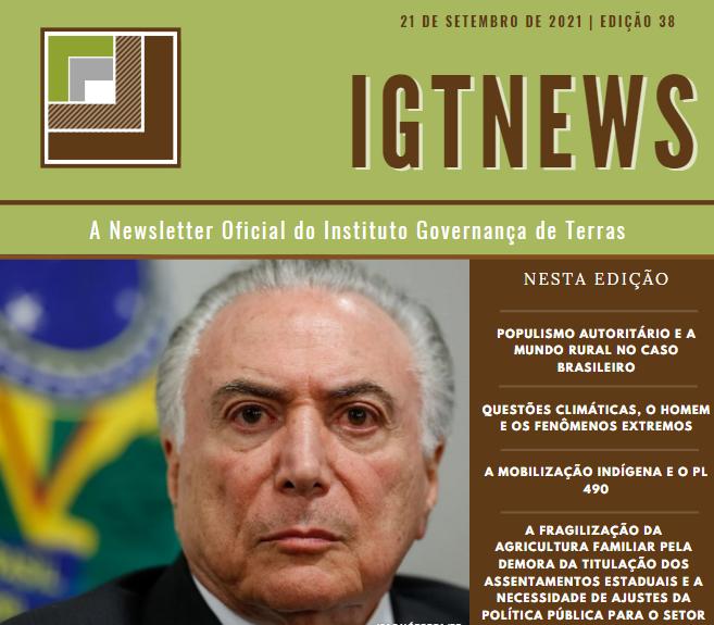 IGTNews – Edição 38 – 21 Setembro 2021